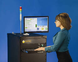 XRF System measures thickness of photovoltaic depositions.