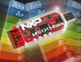 USB Stick evaluates ARM Cortex-M3 based controllers.