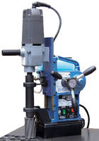 Automatic Drill is solution for odd-shaped beam drilling.