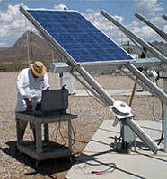 PV Testing Services assess performance and durability.
