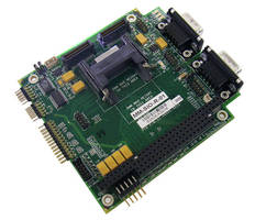 I/O Module offers PC/104 interface for ADLINK SBC.