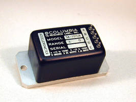 Low Noise Sensors provide measurements in micro-G range.