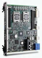 ATCA Blade has dual 2.13 GHz quad-core Intel® processors.