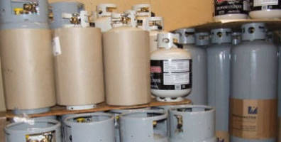 Southland Equipment Service Inc. Has Found the Cost of Replacement Is Close to That to Recertify a Tank and Many Can Not Be without Their LP Tank While It Is Being Recertified