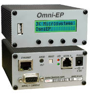 Linux Controller utilizes 200 MHz ARM9 processor.