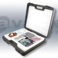 Test/Evaluation Kit accommodates COMe and ETX modules.