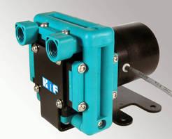 Diaphragm Pump is suited for dosing/transferring liquids.