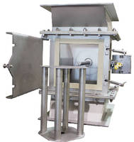 Magnetic Separator handles powders and granular products.