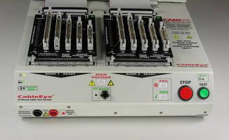 High-Voltage Module enhances CableEye M3U cable test system.