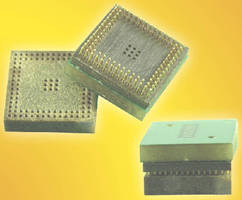 Chip Size BGA Adapter suits automotive applications.