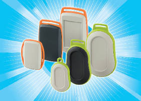 Multi-Colored Enclosures suit personal electronics.