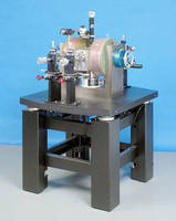 Micromanipulated Probe System uses liquid helium or nitrogen.
