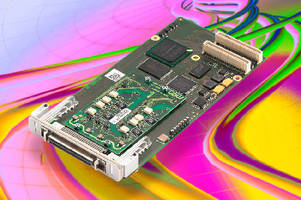 PCI Mezzanine Card offers 4 UART interfaces.