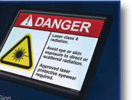 Laservision Class 4 Signs and Labels