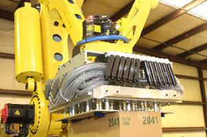 Vacuum Generators feature multi-stage design.