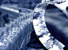 Flat Top Chains suit beverage and packaging industries.