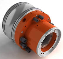 Spindle Drive Gearbox supports 2-speed operation.