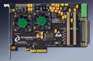 PCIe Modules are 1-, 4-lane PMC adapters/carriers.