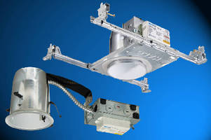 CFL Downlights comply with ENERGY STAR® requirements.