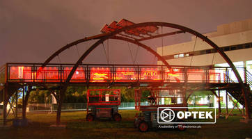 OPTEK Donates 200 High Brightness LEDs to University Bridge Development Contest