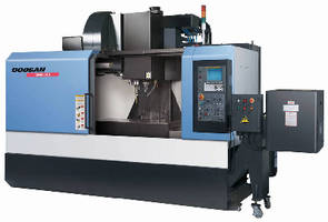 Vertical Machining Centers combine speed and precision.