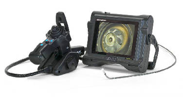 Industrial Videoscopes suit limited access applications.