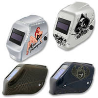 Kimberly-Clark Professional Introduces New Graphic Designs for Jackson Brand Halo X Welding Helmets