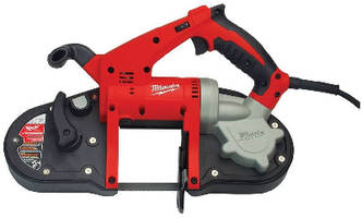Band Saws leverage compact design for job versatility.