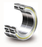 Cylindrical Roller Bearings withstand extreme conditions.
