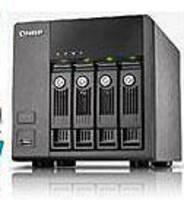 Desktop NAS Server offers up to 8 TB capacity.