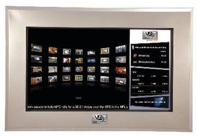 LCD Enclosures and Kiosks feature touch screen technology.
