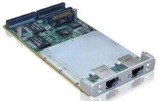 Mezzanine Board adds dual GbE to VME/VPX expansion.