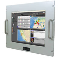 Rugged Panel PC meets military shock/vibration standards.