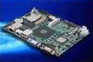 Embedded Miniboard features Intel Atom Z510P processor.