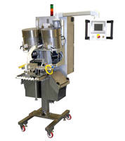 Canister Dispenser suits healthcare product packaging.
