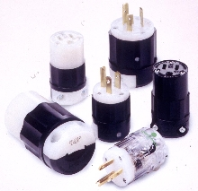 Plugs and Connectors identify power status.