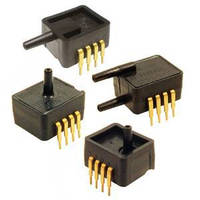 Silicon Pressure Sensors incorporate ASIC technology.