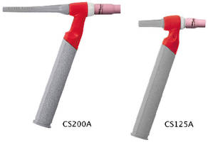 Air-Cooled TIG Torches promote operator comfort, control.