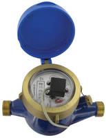 Multijet Water Meter features pulse output.