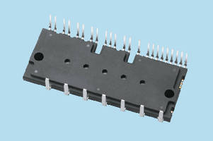 Intelligent Power Modules suit 3-phase inverter applications.