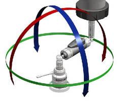 Telescopic Ballbar offers volumetric testing capability.