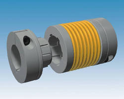 Steel Bellows Couplings offer nominal torques from 24-120 Nm.