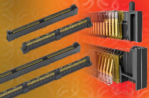 Controlled Impedance Interconnects maximize PCB real-estate.