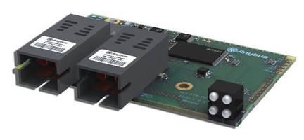 PROFINET-IRT Interface features Siemens ERTEC-200 processor.
