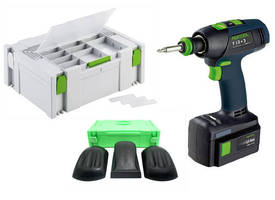 Festool USA Announces the Launch of Three New Products