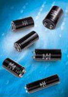 Electrolytic Capacitors target industrial applications.