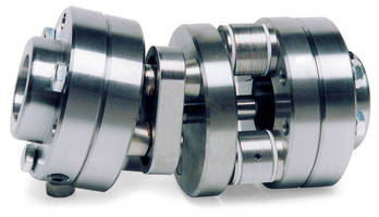 Shaft Couplings accommodate misaligned shaft positions.