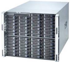 Enterprise Storage System provides 100 TB capacity.