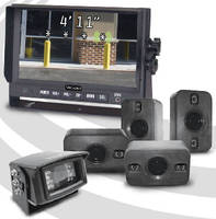 Obstacle Detection/Video System helps prevent backing accidents.