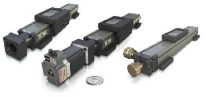 Miniature Linear Actuators suit small scale automation.